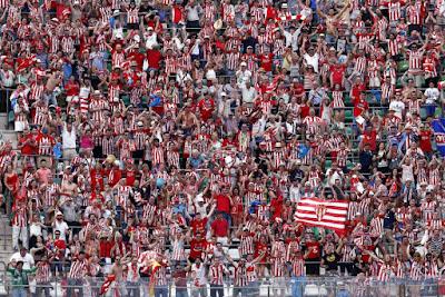 Gijon celebrations Liga 2015