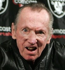 RIP al davis - young al davis The Oakland Raiders owner