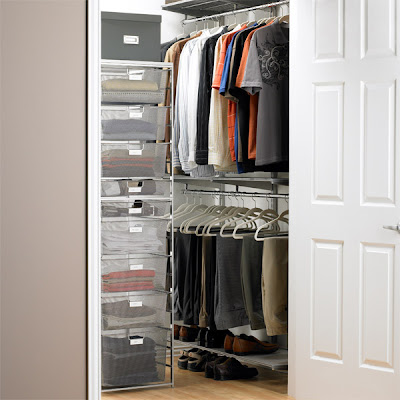 Walk Closet Ideas on Closet Design Ideas And Walk In Closet Designs  Loft Walk In Closet