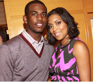 Chris Paul Wife