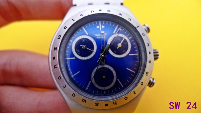 Swatch Irony Aluminium watch by AbramI - Snupps