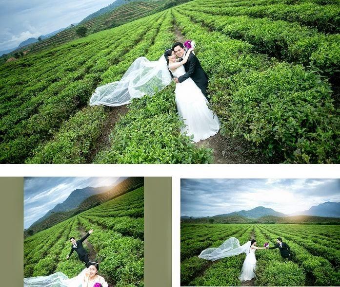Các địa điểm chụp ảnh cưới đẹp nhất tại Đà Nẵng bạn đã đến chưa.