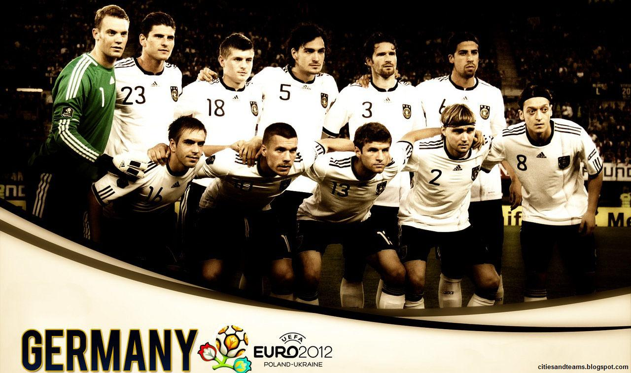 Germany National Football Team 2014