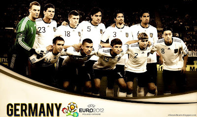 Germany National Football Team Euro 2012 Hd Desktop Wallpaper