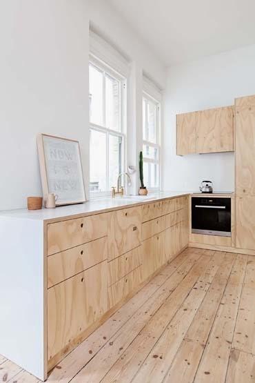 amenajari, interioare, decoratiuni, decor, design interior, apartament, amenajare cu placaj, bucatarie