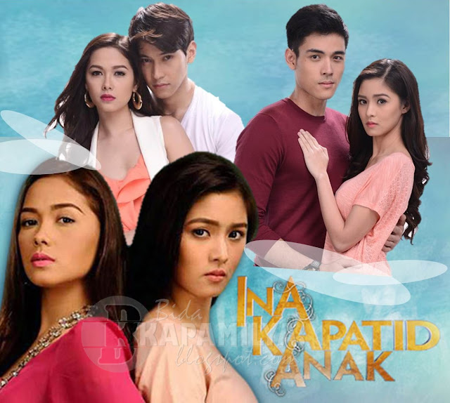 'Ina Kapatid Anak' is the New No. 1 Primetime Teleserye in the Country