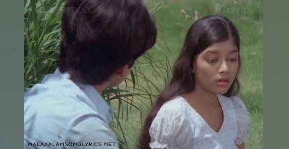 Vellichillum Vithari Song Lyrics ( വെള്ളിച്ചില്ലും വിതറി ) - Ina