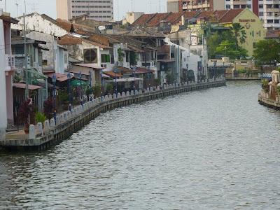 río de Malaca, Malasia