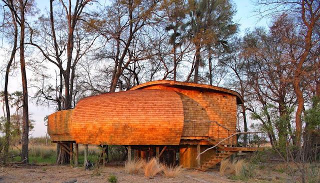 Sandibe Botswana