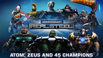 Real Steel Mod Apk Data 1.27.1 Free Full Download