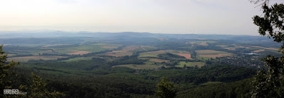 Panorama from the Kun-rét