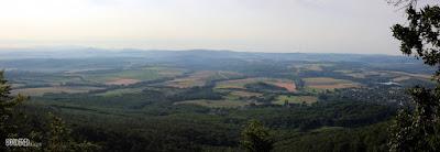 Panorama from the Kun-rét
