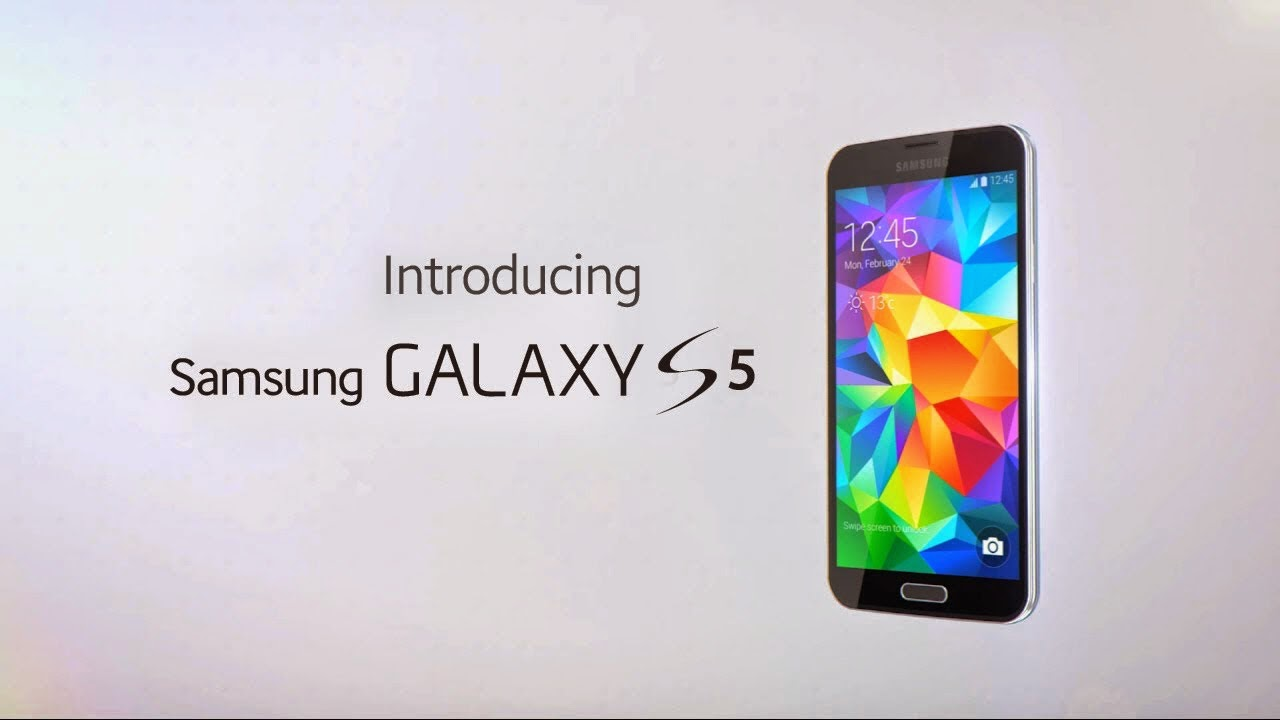 Samsung Galaxy S5 : Features & Specification + A Brief Review
