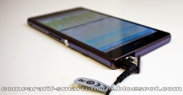 Tout sur le Smartphone etanche Sony Xperia Z Prix, Caractéristiques, Fiche Technique