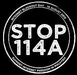 hentikan 114A