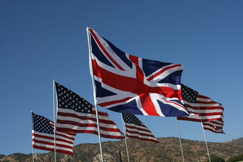 Pepperdine 9/11 Union Jack