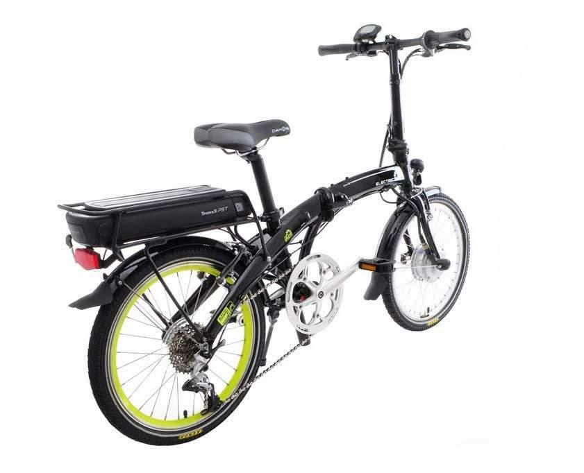 $380.000 Bicicleta Plegable Portatil 36v Bateria Litio Motor Brushless 250 watt Consultar Stock