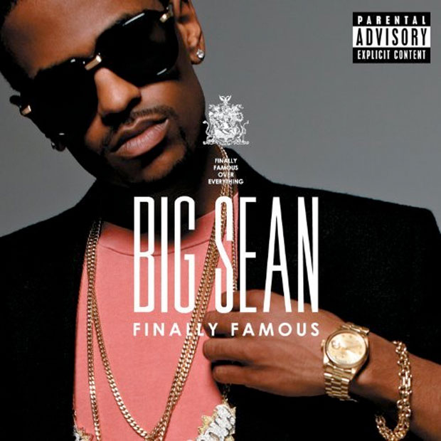finally famous big sean album cover. images Big Sean#39;s Finally