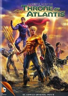 Liga da Justiça: Trono de Atlântida Legendado