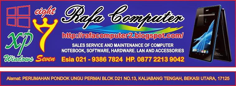 Rafacomputer