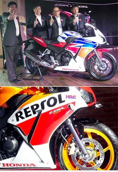 Harga All New Honda CBR 250