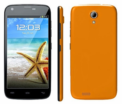 inch size is capable of multitasking or running games hard disk lineament How to Root Advan S4D without PC