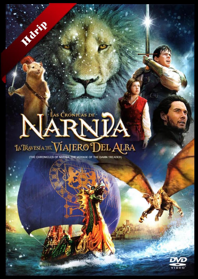 Las Cronicas De Narnia La Travesia Del Viajero Del Alba Hdrip Castellano 2010