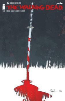 The Walking Dead comic #145 Español ver online descargar