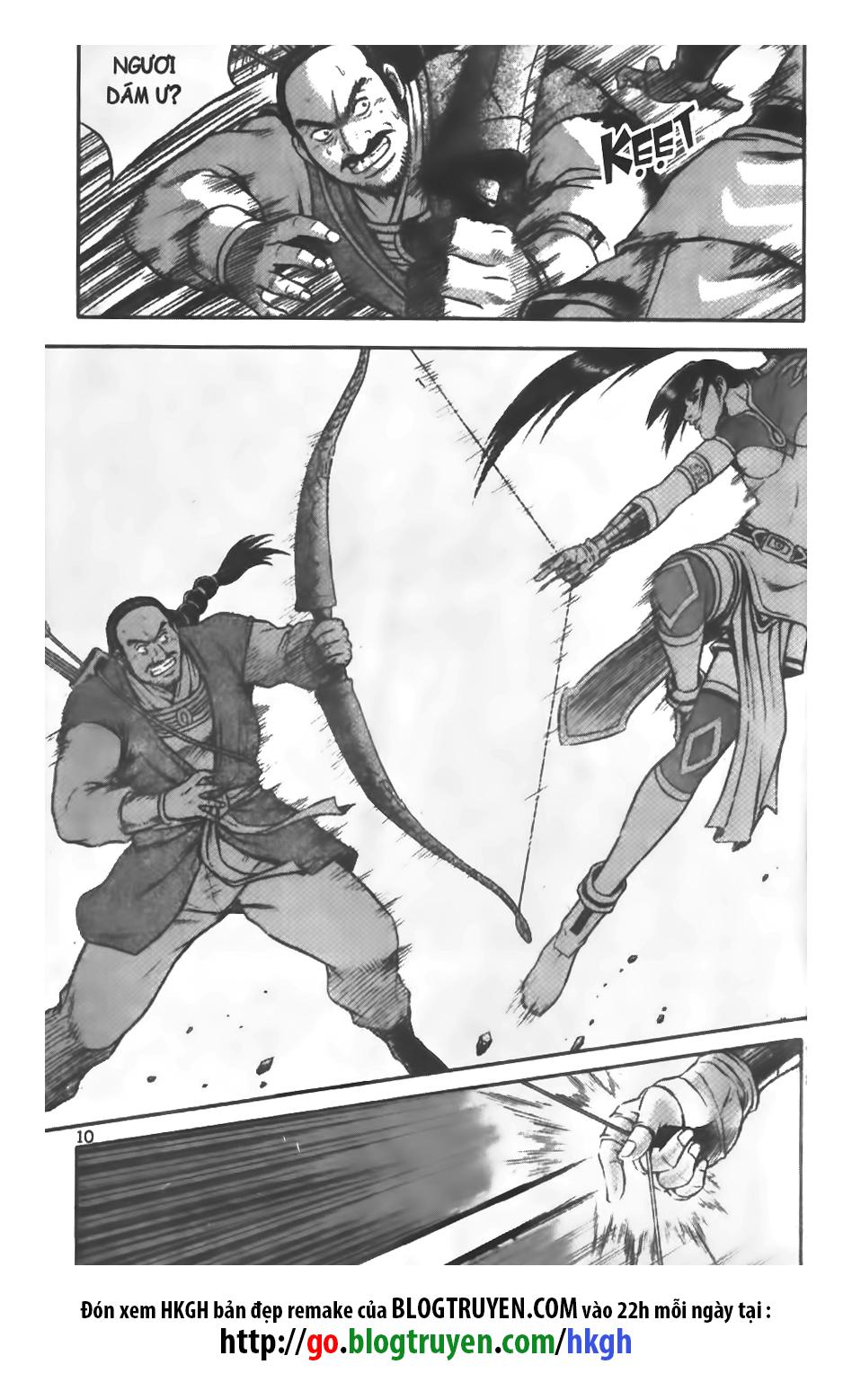 Hiệp Khách Giang Hồ chap 324 Trang 11 - Mangak.info