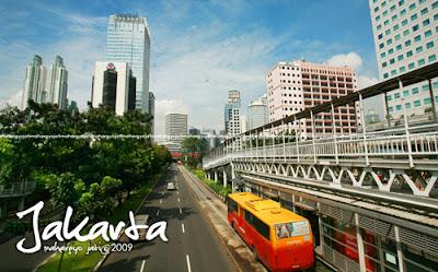 Jakarta Peringkat 7 Dunia Kota yang Dibenci Wisatawan