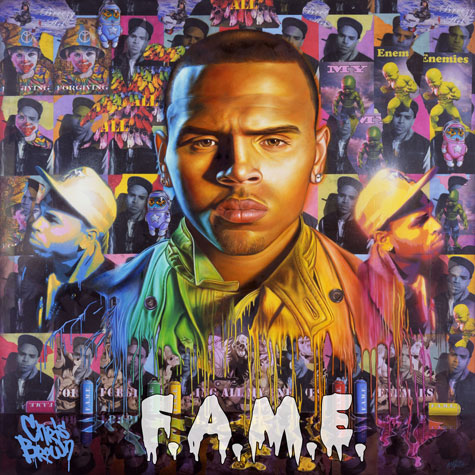 News // Chris Brown – F.A.M.E (Tracklisting)