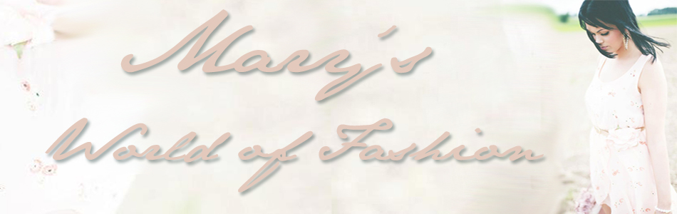 Mary´s World of Fashion