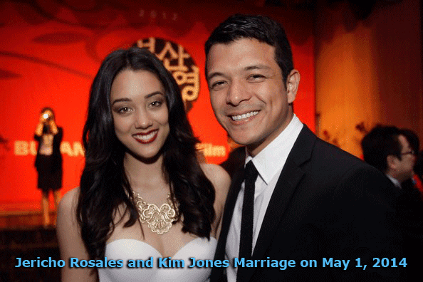 Jericho Rosales and Kim Jones Marriage