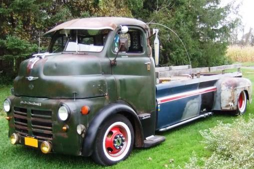 American Rat Rod Cars Trucks For Sale 1948 Dodge C O E Rat Rod