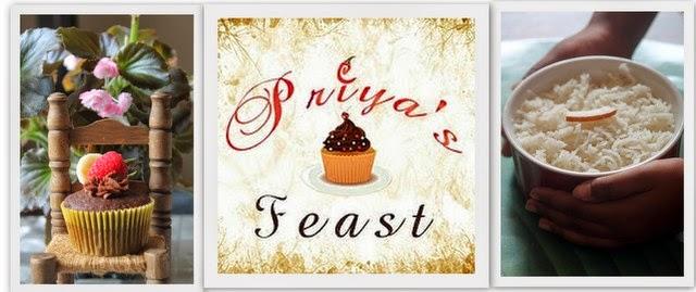 Priya's Feast