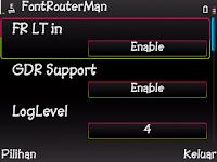 Fontrouter Man v1.06 S60v3