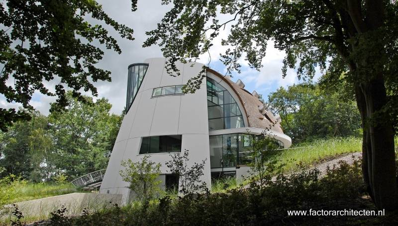 Arquitectura de casas modelos de viviendas modernas for Casas modernas futuristas