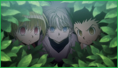 Hunter X Hunter 73 Subtitle Indonesia