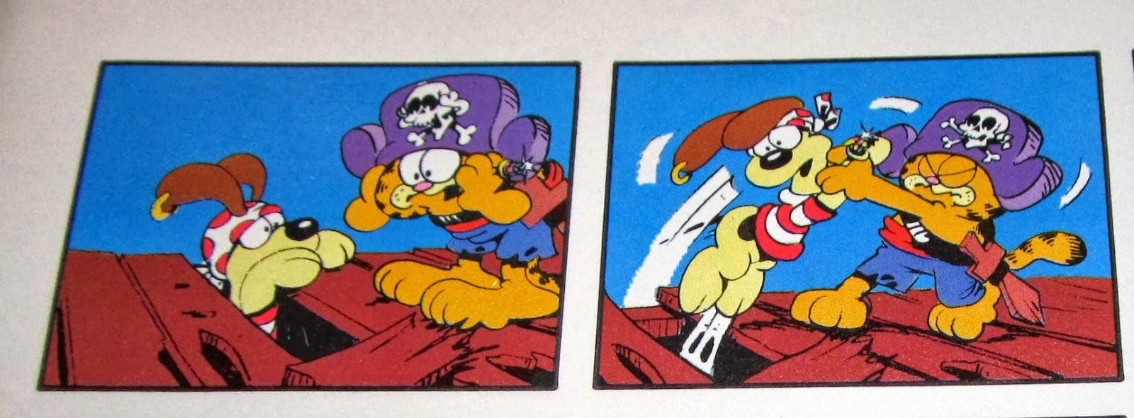 Garfield Halloween Book | Goodwill Hunting 4 Geeks Halloween Countdown Day 19 Garfield In