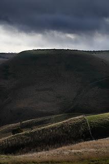 Pentland Hills Near Bacchus Marsh Lawrence Winder