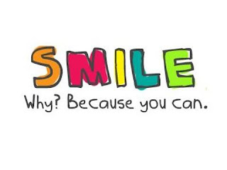 smile why beacuse you can smile quote