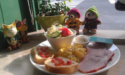 黑色.愛爾蘭: 愛麗絲113 早午餐/ 咖啡/ 下午茶/ 台中(Iris113 ...