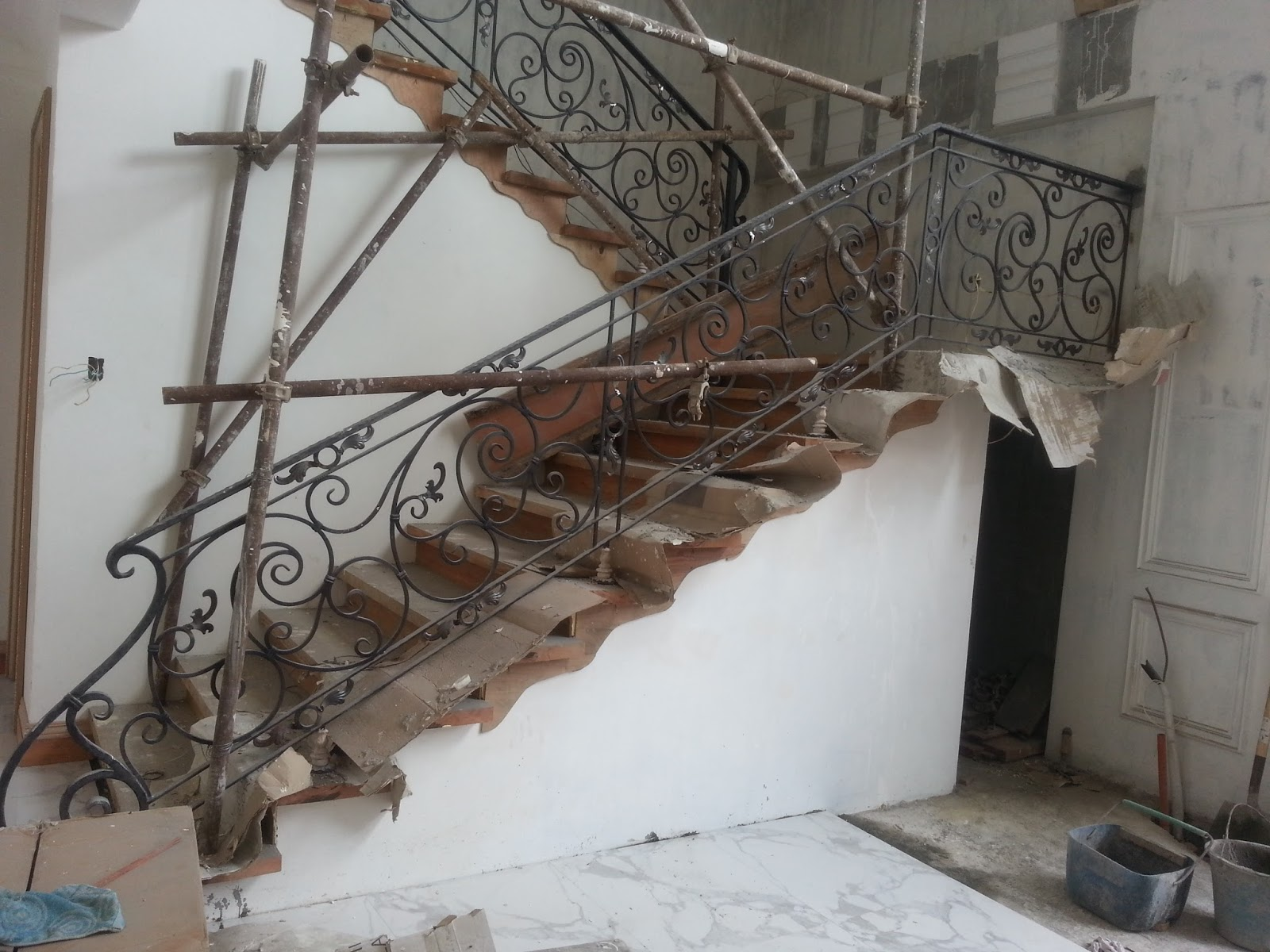 Glass Railings Philippines Stair Railing Wrought Iron