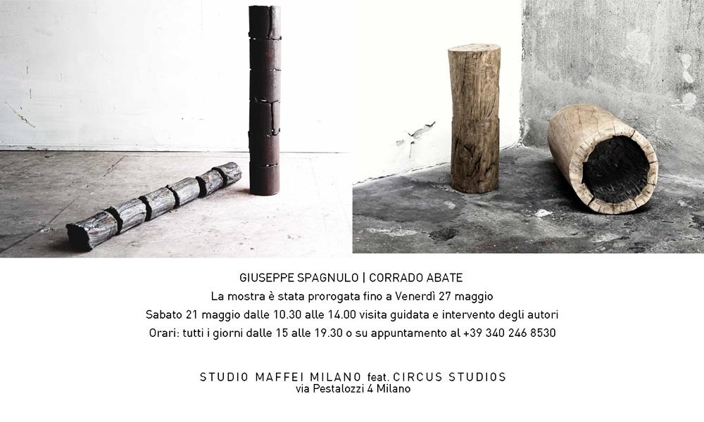 Studio maffei milano giuseppe spagnulo corrado abate for Circus studio milano