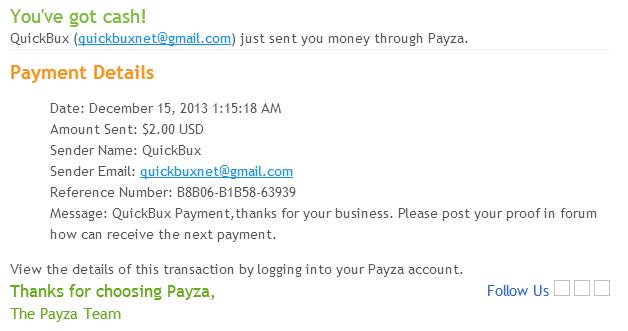 الشرك الجديدquickbuxبربح يومي 0.35بدون رفرل إتبات quickbux-payment-proof.png