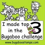 I came 2nd in a challenge over at