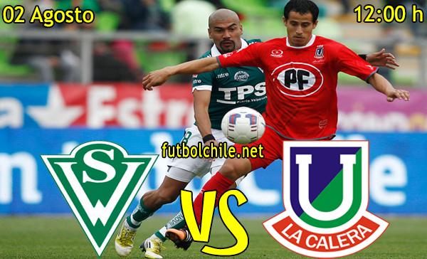 Everton vs Santiago Wanderers - Copa Chile - 12:00 h - 02/08/2015