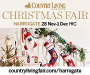 See me at Country Living in Harrogate!