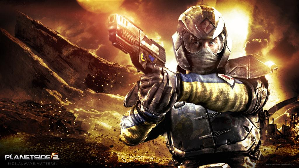 PlanetSide HD & Widescreen Wallpaper 0.255504133848304
