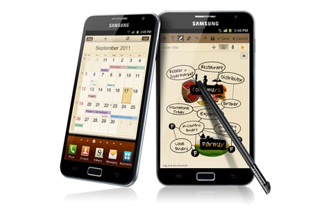 Samsung Galaxy Note - Hp Android Terbaik